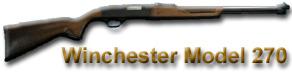 Winchester Model 270, Winchester 270