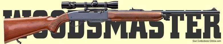 Remington model 742 Woodsmaster, model 742 Woodsmaster rifle
