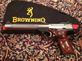 Browning Buck Mark .22 Caliber Pistol