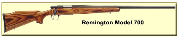 Remington Model 700, Model 700, Remington Model 700 serial numbers